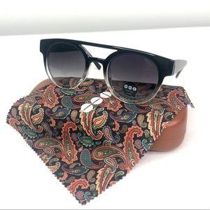 KOMONO Dreyfuss Paisley Sunglasses (NEW) 🕶